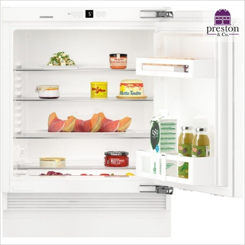 Liebherr - 82cm Comfort Built Under Integrated Larder Fridge