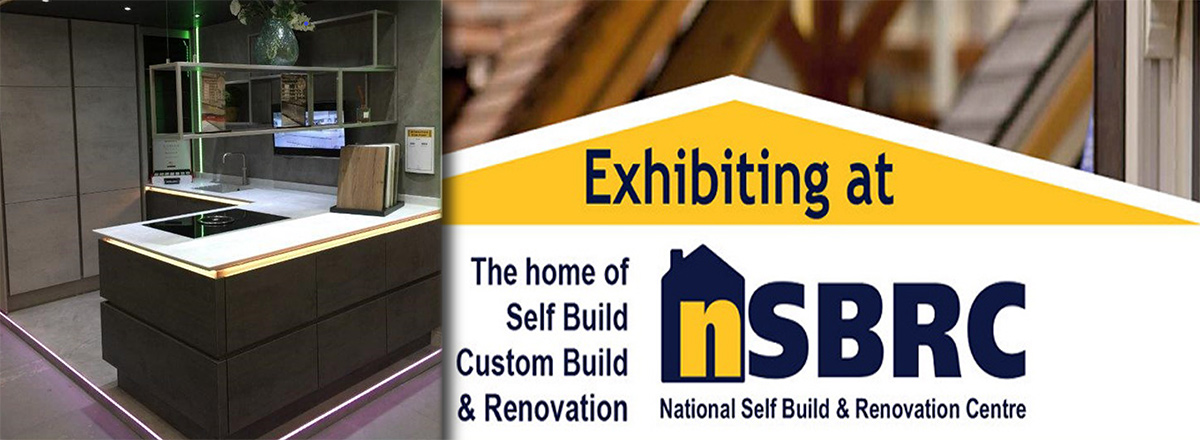 Exhibiting at the National Self Build & Renovation Centre in Swindon