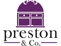 Preston & Co  logo