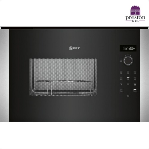 Neff - N50 Microwave Oven Upto 900W, 25L