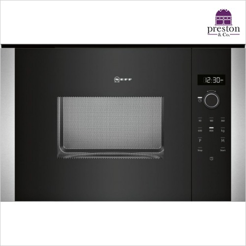 Neff - N50 Microwave Oven Upto 800W, 20L