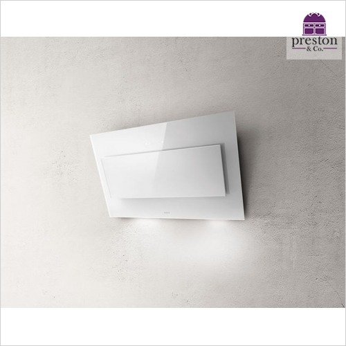 Elica - Vertigo Wall Mounted Hood 900mm