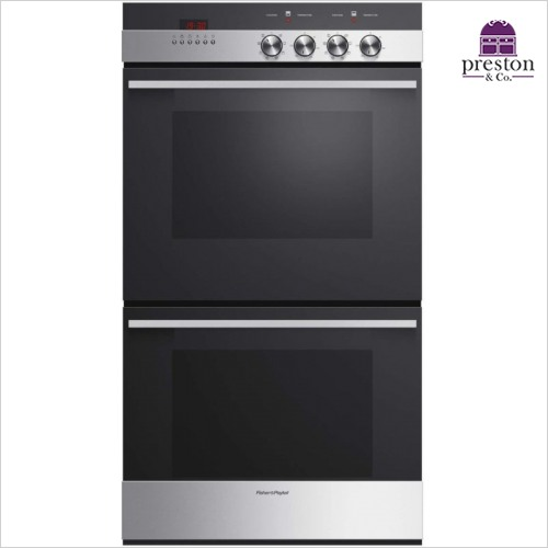 Fisher & Paykel - Designer Built-In 600mm Double Tall Tower Oven