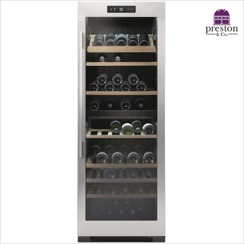 Fisher & Paykel - Wine Cabinet - 127 Bottle Dual Zone