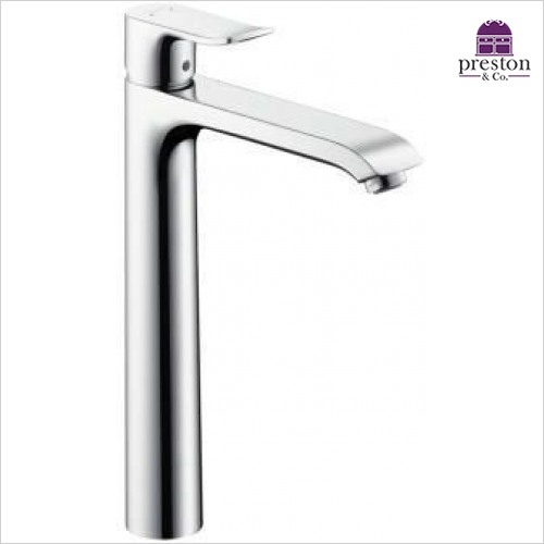 Hansgrohe - Metris Highriser 260 Without Pull Rod