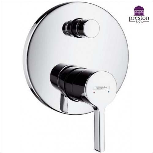 Hansgrohe - Metris S Single Lever Bath Shower Mixer