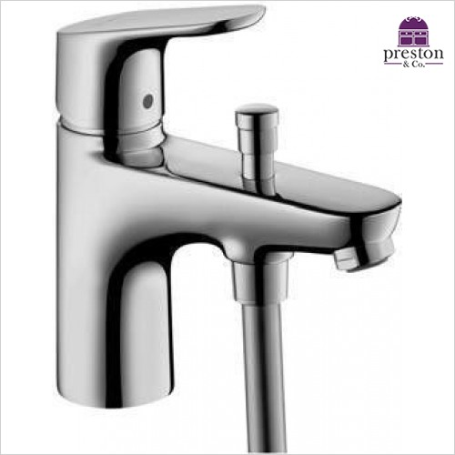 Hansgrohe - Focus E 2 Monotrou Single Lever Bath Shower Mixer
