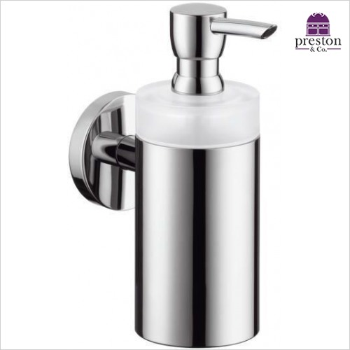 Hansgrohe - Logis Glass Lotion Dispenser