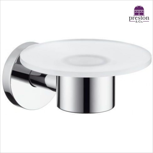 Hansgrohe - Logis Glass Soap Dish