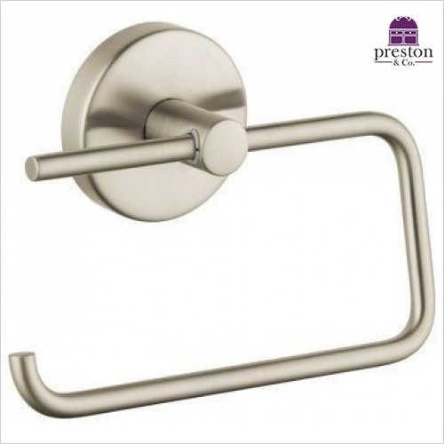 Hansgrohe - Logis Roll Holder Without Cover