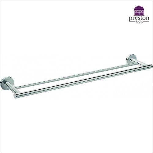 Hansgrohe - Logis E Double Towel Holder