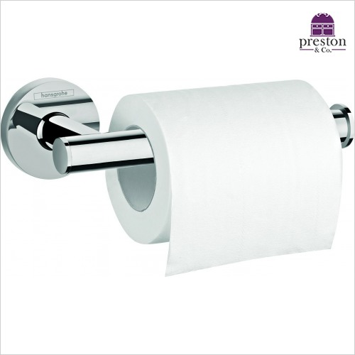 Hansgrohe - Logis Universal Roll Holder Without Cover