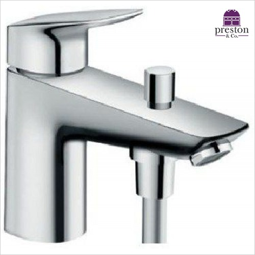 Hansgrohe - Logis Monotrou Single Lever Bath & Shower Mixer