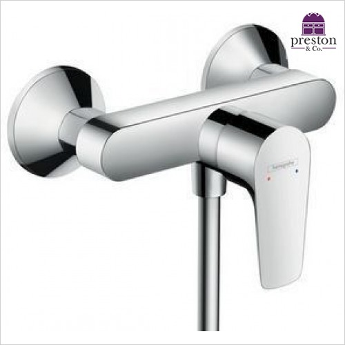 Hansgrohe - Talis E Single Lever Shower Mixer For Exposed Installation