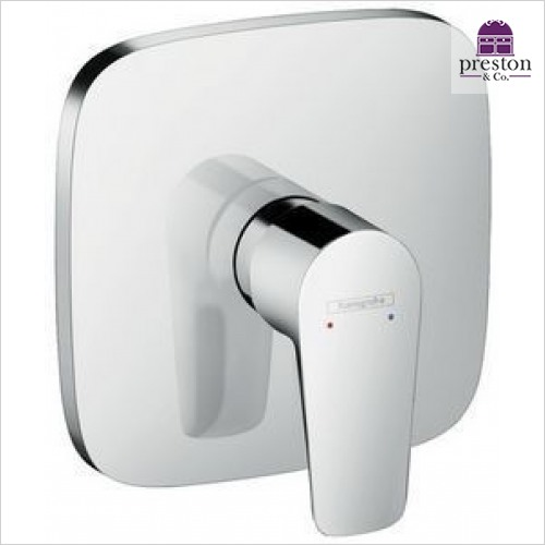 Hansgrohe - Talis E Single Lever Shower Mixer For Concealed Installation