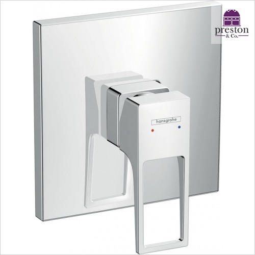 Hansgrohe - Metropol Single Lever Shower Mixer, Concealed Installation