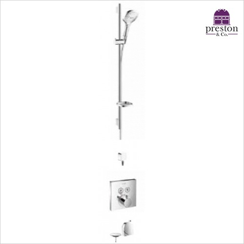 Hansgrohe - Raindance Select E Select Exafils 2Way