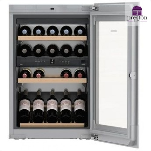 Vinidor 87cm Built Under Wine Cabinet