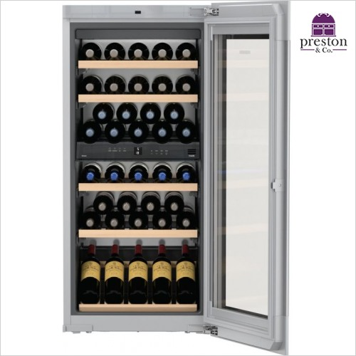 Liebherr - Vinidor 122cm Built Under Wine Cabinet