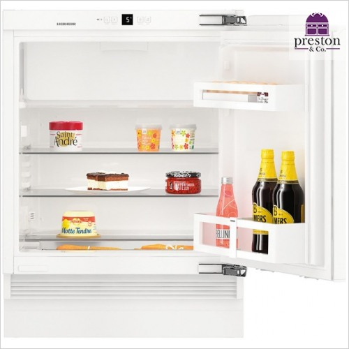 Liebherr - 82cm Comfort Built Under Fridge With 4* Freezer Compartment